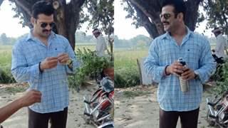 Karan Patel shoots for his web debut Raktanchal 2 in Benaras: Photos