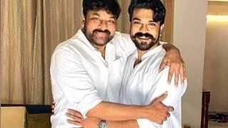 Ram Charan - Chiranjeevi to break box office records; Powerful combo to enthrall in Acharya