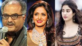 """Emotional Boney Kapoor expresses how Sridevi would have been a """"Proud Mom"""" after seeing Janhvi today"""
