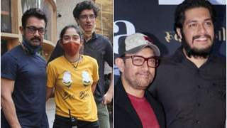 Aamir Khan's son Junaid is completely 'unrecognizable' as he undergoes massive weight loss transformation