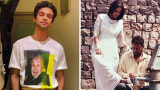 Babil Khan hints at his debut with an epic throwback picture ft. Irrfan Khan, Tabu