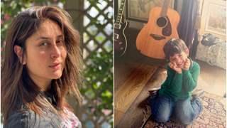 """Kareena Kapoor showers love over Karisma's son Kiaan, and """"biggest bro to her babies"""""""