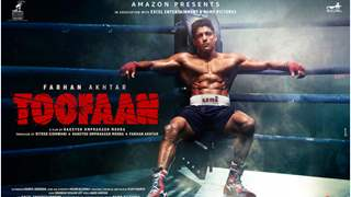 Toofan Teaser: Farhan Akhtar unveils a power-packed teaser; Steals the show with his knockout performance!