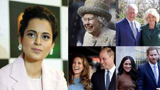 Kangana Ranaut hails Queen Elizabeth II in her tweet about Prince Harry and Meghan Markle's interview