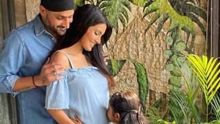 Geeta Basra announces second pregnancy with Harbhajan Singh