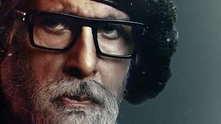 Angry eyes, Intense looks; Amitabh Bachchan looks every bit flamboyant in his Chehre poster
