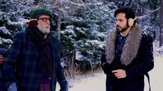 "Emraan Hashmi reveals what it is like working with Amitabh Bachchan: ""Pulling your socks up every time you step on the set..."""