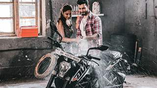 Surbhi Chandna and Sharad Malhotra's first look from music video has fans excited