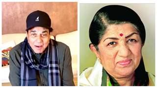 Dharmendra gets a 20-min call from Lata Mangeshkar to cheer him up