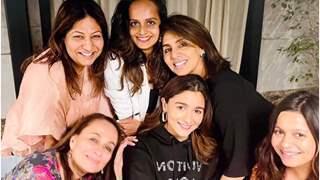 Alia Bhatt reveals 'most important women in her life'; celebrates birthday with Neetu Kapoor; see pics!
