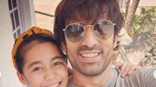 Mohit Malik reunites with 'Kullfi' aka Aakriti Sharma after almost a year