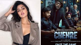 Rhea Chakraborty still part of Chehre? Producer Anand Pandit answers