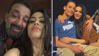 Trishala Dutt asked about how her boyfriend passed away, see her hard hitting response