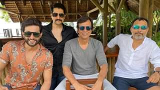 Aadil Khan joins Neeraj Pandey's 'Special Ops' universe; See his emotional reaction