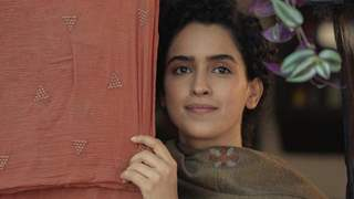 """""""I didn't have to worry about anything"""": Sanya Malhotra on Pagglait"""