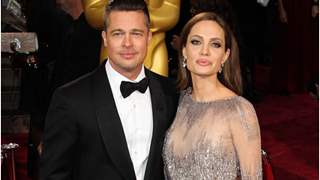 Angelina Jolie claims she has proof of domestic violence against Brad Pitt; Kids will testify in court!