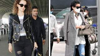"""Kangana Ranaut shares pics in ripped jeans, shares fashion advice: """"Most young people look like homeless beggars"""""""