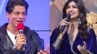 """""""He immediately popped in and helped me"""": Shilpa on SRK's helping nature"""