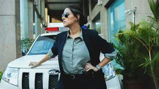 Neha Dhupia is the new cop in town! Check her look from  upcoming thriller, 'A Thursday'