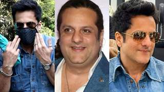 """""""What pics you'll take?"""": Fardeen Khan hides his drool worthy transformation; New look photos-video"""