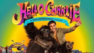 Hello Charlie trailer: Aadar Jain teams up with a Gorilla to make you laugh