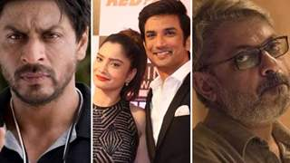 """Shah Rukh Khan assured me best debut, Sanjay Leela Bhansali offered Bajirao Mastani"", Ankita Lokande rejected films to support Sushant"