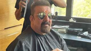 Sanjay Dutt gets new haircut, sports french beard & sunglasses; Looks dashing in new picture
