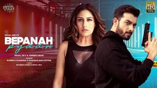 Surbhi Chandna and Sharad Malhotra on their music video Bepanah Pyaar