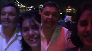 Video: Rishi Kapoor's last trip to NYC with Neetu Kapoor: Watch the late actor sing for his beloved wife!