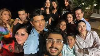 Karan-Karisma-Gauri- Arjun-Malaika-Amrita party hard: Star-studded bash
