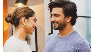 Deepika Padukone is crushing over hubby Ranveer Singh's latest photos; Drops a cute comment...