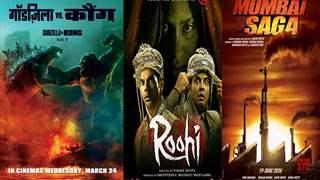'Godzilla vs Kong' beats 'Roohi' & 'Mumbai Saga' in box-office numbers