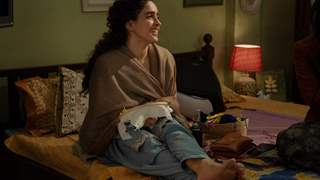 Sanya Malhotra starrer Pagglait is a tale of woman that stands out with its so many layers