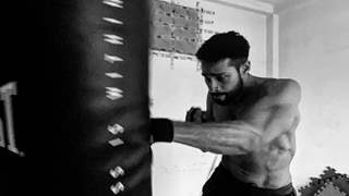 Siddhant Chaturvedi is recovering post COVID diagnosis; See his inspirational video below