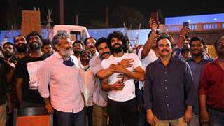Ram Charan was left emotional and speechless with RRR team's gesture: Photos-Video