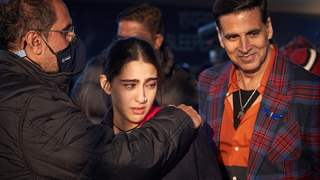 Sara Ali Khan was left in tears; Pens a heartfelt post for Akshay- Dhanush- Aanand