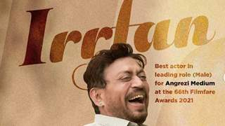 Angrezi Medium makers pen a note on Irrfan Khan as the late actor wins multiple awards