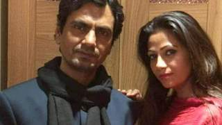Nawazuddin's wife Aaliya reconciles with brother-in-law Shamas; Plays Holi with him!