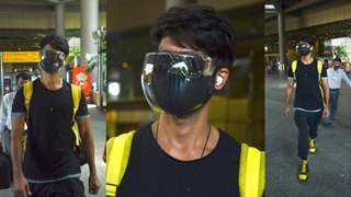 Shahid Kapoor's witty, hilarious remark over his new Airport look will definitely crack you up; see pics!