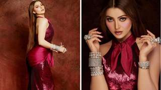 Urvashi Rautela's extravagant red carpet look costs a whopping Rs.35 Lakhs!