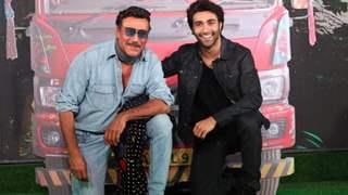 Aadar Jain reveals how Jackie Shroff treated him on the sets of Hello Charlie