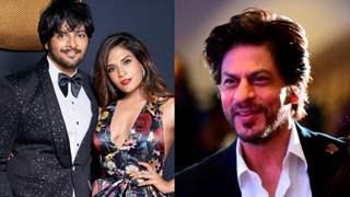 "Richa Chadha expresses her love for Shah Rukh; Is beau Ali Fazal jealous? Says, ""zara ghar aaiye"""