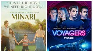 Oscar-nominated 'Minari' & sci-fi 'Voyagers' to both be released in India by PVR Pictures on the same day