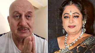 "Anupam Kher's emotional statement after wife Kirron Kher's blood cancer diagnosis: ""She's been a fighter"""