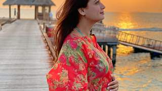 Dia Mirza is Pregnant; Baby bump pic; Expecting first baby with husband