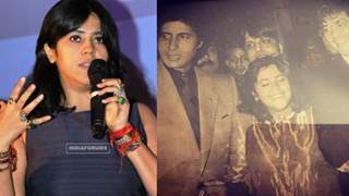 Ekta Kapoor is on cloud nine; Gives insights on working with Amitabh Bachchan and Goodbye