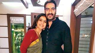 """Kajol pens a witty birthday wish for hubby Ajay Devgn as he enjoys a working birthday; says """"Happy Birthday... today and always"""""""