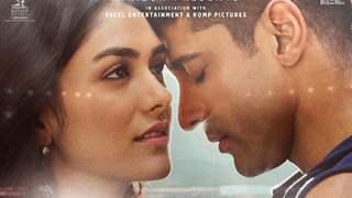 Farhan Akhtar - Mrunal Thakur's love story gets a voice; Arijit Singh comes on board for Toofan!