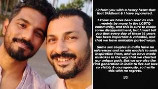 Filmmaker Apurva Asrani & boyfriend Siddhant break up after 14 years, Announce separation