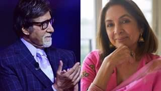 Goodbye: Amitabh Bachchan gets a wife as Neena Gupta comes on board